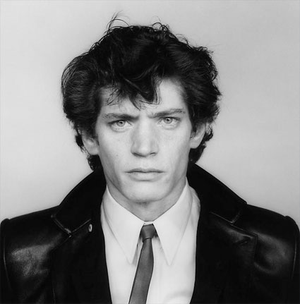 Self Portrait by Robert Mapplethorpe. Source: skny.com