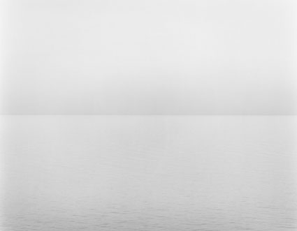 Lake Superior, Cascade River by Hiroshi Sugimoto. Source: pacemacgill.com