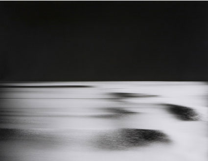 Lake Superior, Eagle River by Hiroshi Sugimoto. Source: pacemacgill.com