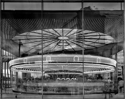 Janes Carousel by Matthew Pillsbury. Source: bonnibenrubi.com