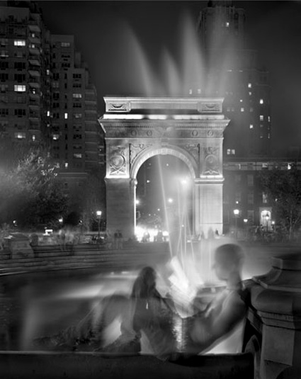 Fausto, Washington Square Park by Matthew Pillsbury. Source: bonnibenrubi.com