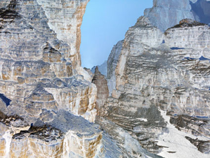 The Dolomites Project (#7) by Olivo Barbieri. Source: yanceyrichardson.com
