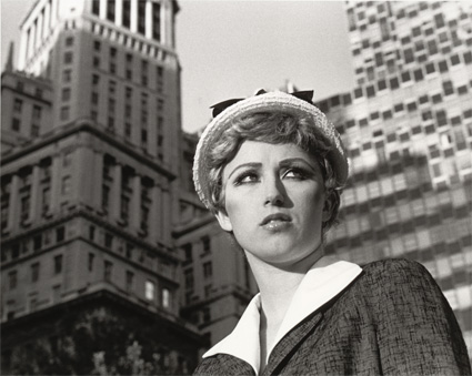 Untitled # 21 by Cindy Sherman. Source: moma.org