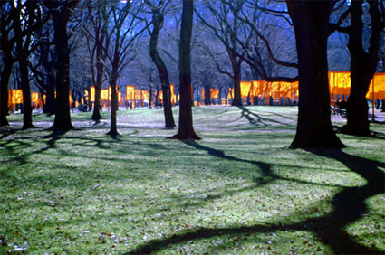 Avenue of Elms with Gates by Ken Martin. Source: cpggallery.org
