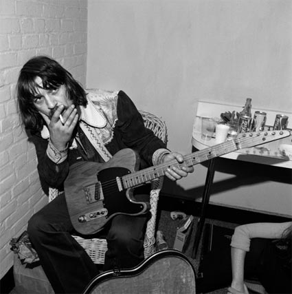 Waylon Jennings by Henry Horenstein. Source: clampart.com