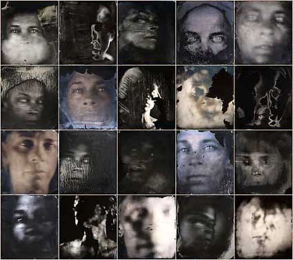 Untitled (Self-Portraits) by Sally Mann. Source: houkgallery.com