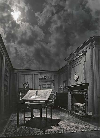 Untitled by Jerry Uelsmann. Source: metmuseum.org