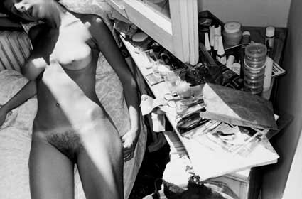 Nude by Lee Friedlander. Source: PaceMacGill.com
