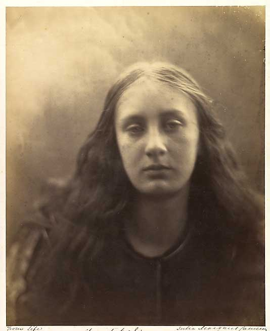 Photo by Julia Margaret Cameron . Source: metmuseum.org