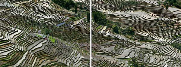 Photo by Edward Burtynsky . Source: edwardburtynsky.com © Edward Burtynsky, courtesy Nicholas Metivier Gallery, Toronto / Howard Greenberg Gallery, and Bryce Wolkowitz Gallery, New York