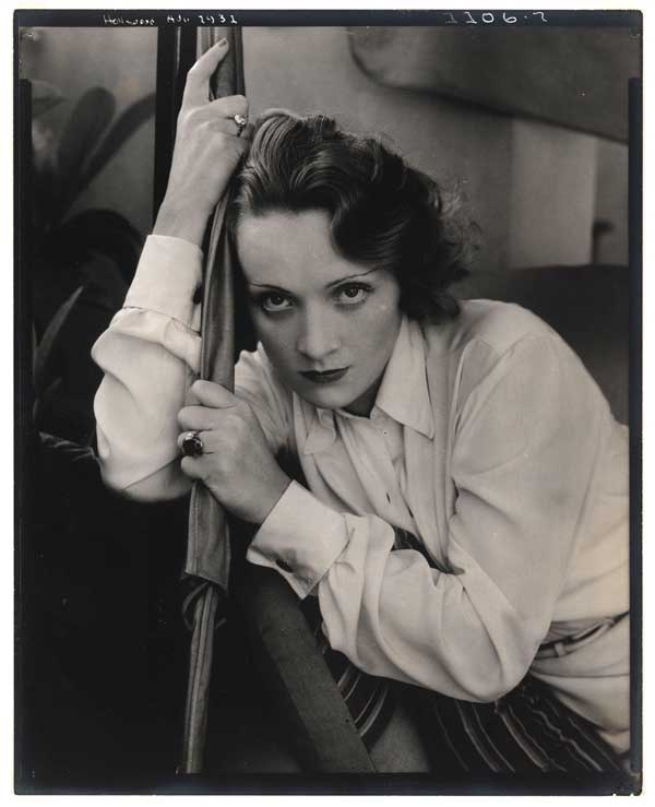 Photo by Edward Steichen . Source: whitney.org