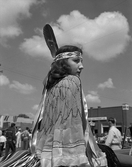 Photo by Horace Poolaw . Source: americanindian.si.edu