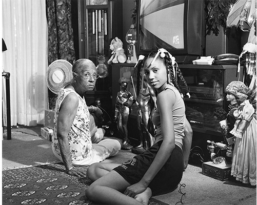 Photo by LaToya Ruby Frazier . Source: aperture.org