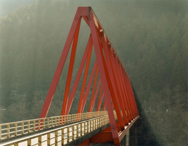 Photo by Toshibo Shibata . Source: laurencemillergallery.com