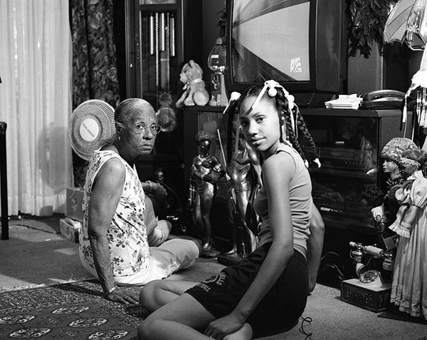 Photo by Latoya Ruby Frazier . Source: Brooklyn Museum