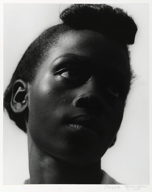 Photo by Consuelo Kanaga . Source: Brooklyn Museum