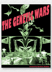 The Genetic Wars by Barbara Confino
